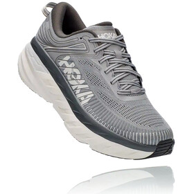 Hoka One One Bondi 7 Scarpe Uomo, wild dove/dark shadow